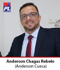 Vereador Anderson Chagas Rebelo – PL