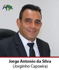 Vereador Jorge Antonio da Silva – PRTB