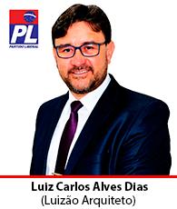 Vereador Luiz Carlos Alves Dias – PL