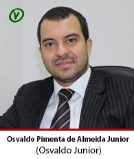 Vereador Osvaldo Pimenta de Almeida Junior – PV