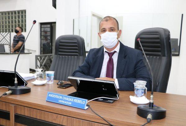 VEREADOR SOLICITA COPIAS DE DOCUMENTOS DO PROCESSO SELETIVO
